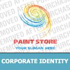 Corporate Identity Template 14726