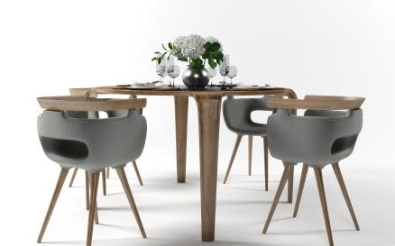 Dining Furniture set 1506 Model