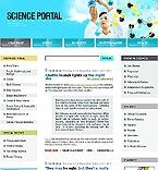 Kit graphique science 14812