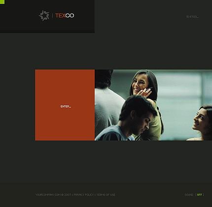 Website Template #14815