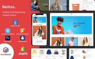 Bellizo - Clean & Versatile Responsive Fashion Shopify Theme