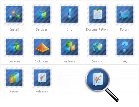 Icon Set Template 14902 Screenshots