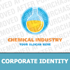 Science Corporate Identity Template 14906