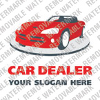 Cars Logo  Template 14915