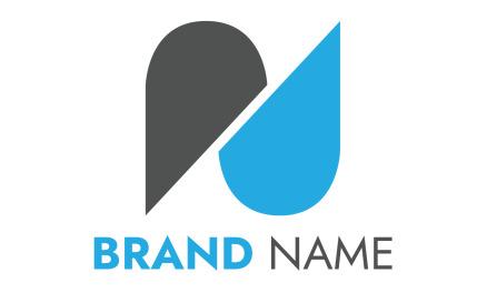 Next - N Letter Logo Template