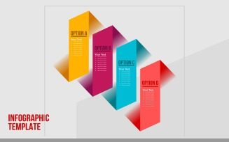 Design Template Infographic Elements