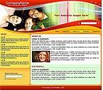 denver style site graphic designs family friends neutral girls wavy