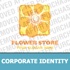 Flowers Corporate Identity Template 15006