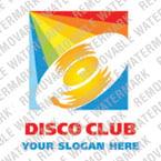 Night Club Logo  Template 15015