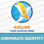 Sport Corporate Identity Template 15094