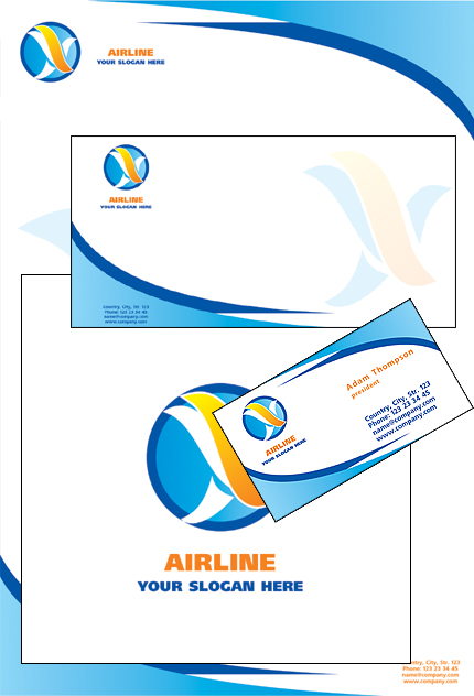 Corporate Identity 15094 Screenshot