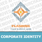 Corporate Identity Template 15098