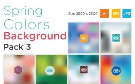 Spring Color Pack 3 Background