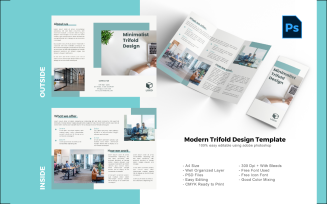 Tosca Trifold Brochure