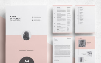 5 Pages Word CV