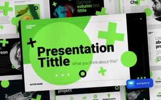 Green Modern Presentation