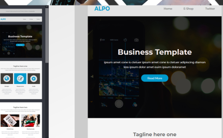 Alpo - Responsive Email Newsletter Template