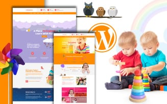 Munchkins - Preschool WordPress Theme