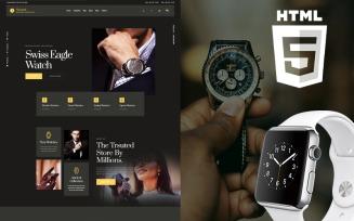 Smatch - Watch Store Website Template