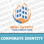 Real Estate Corporate Identity Template 15103