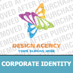 Web design Corporate Identity Template 15153