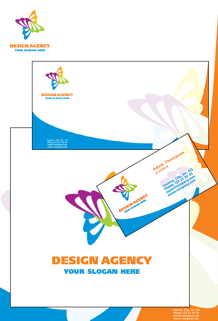 Corporate Identity 15153 Screenshot