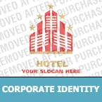 Hotels Corporate Identity Template 15157