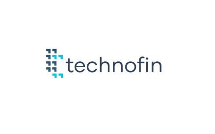 Technofin Logo Template