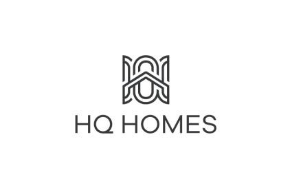 HQ Homes Logo Template