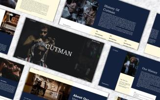 Cutman Keynote Template