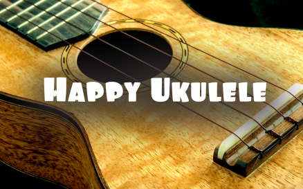 Happy Positive Ukulele Stock Music