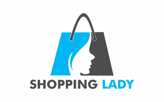 Shopping Lady