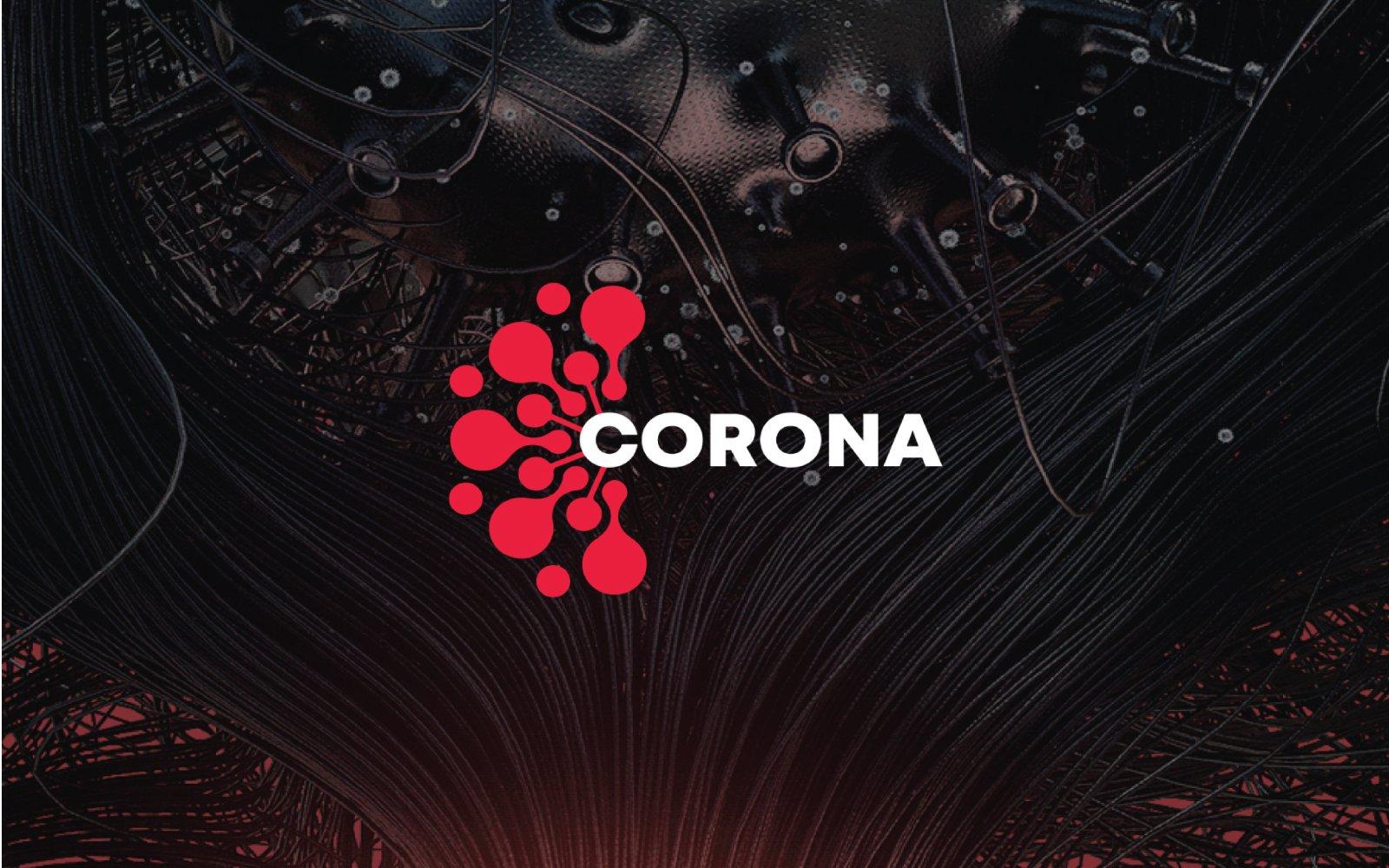 Coronavirus  | Covid-19 Template de Logotipo №151898