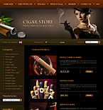 Zen Cart: Online Store/Shop Most Popular Zen Cart Templates Tobacco Templates