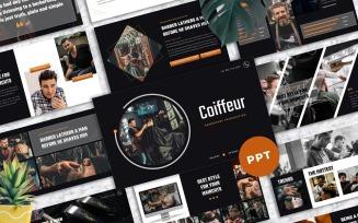 Coiffeur - Barbershop