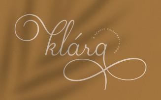Klara | Beauty Calligraphy