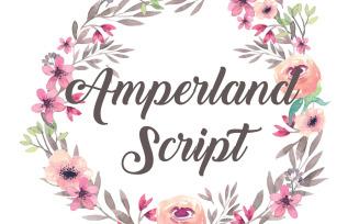 Amperland Script