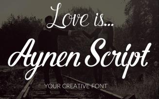 Aynen Script