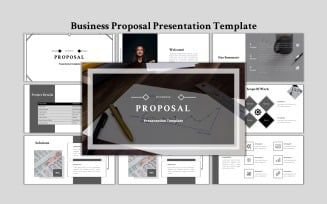 Business Proposal - Creative Business Google Slides