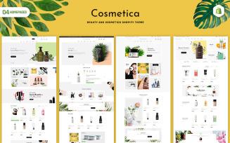 Cosmetica - Beauty & Cosmetics Shopify Theme