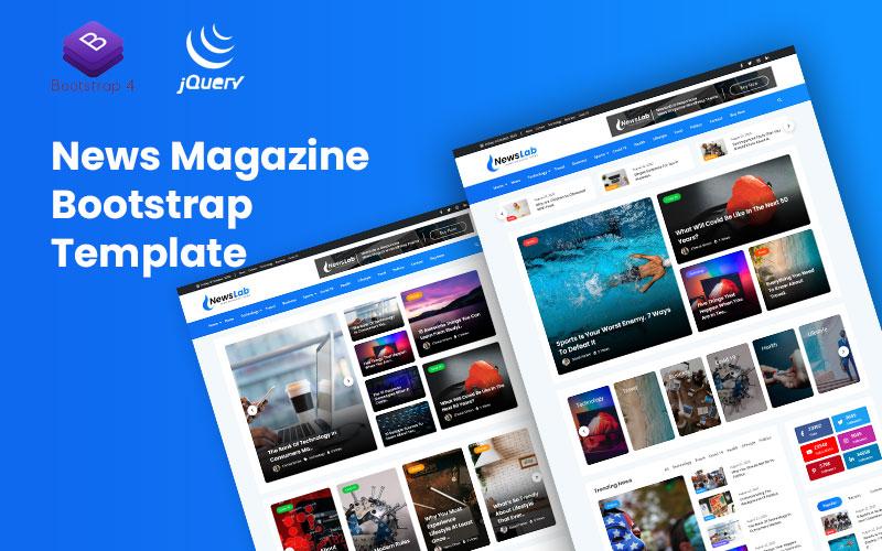 NewsLab - News Magazine №152639