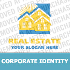 Real Estate Corporate Identity Template 15328