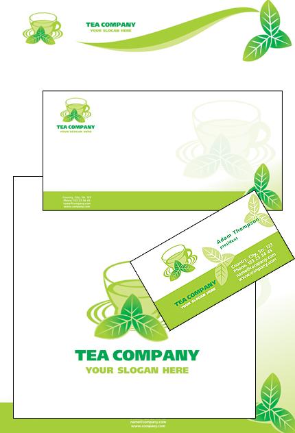 Corporate Identity 15333 Screenshot