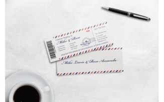 Boarding Pass Mail