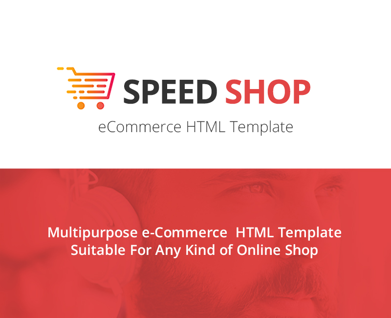Bootstrap SpeedShop Ecommerce Hemsidemall #153395