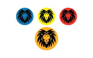 Lion Power Logo Template