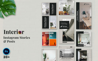 Interior Instagram Stories & Posts