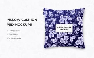 Pillow Product Mockup
