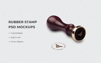 Stamp Product Mockup