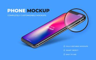 Mobile Product Mockup